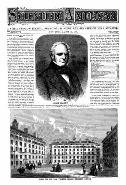 Scientific American - Mar 23, 1867 (vol. 16, #12)