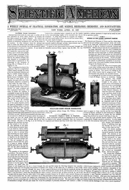 Scientific American - Apr 20, 1867 (vol. 16, #16)