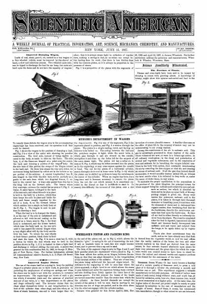 Scientific American - June 15, 1867 (vol. 16, #24)
