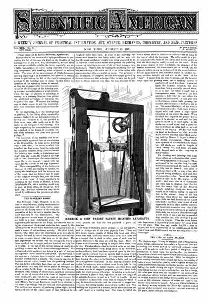 Scientific American - Aug 19, 1868 (vol. 19, #8)