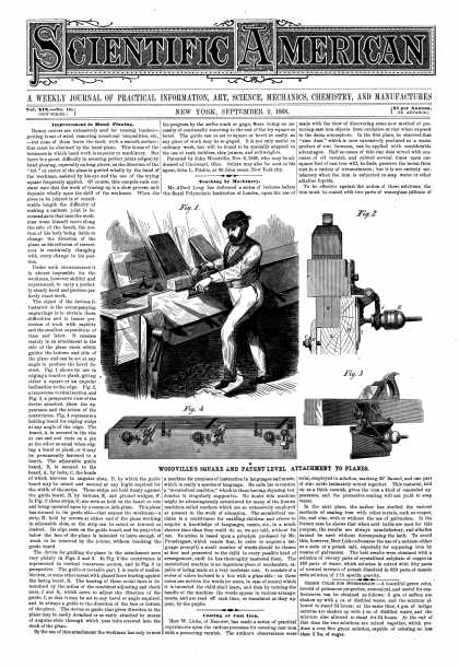 Scientific American - Sept 2, 1868 (vol. 19, #10)