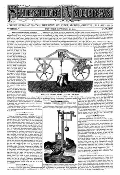 Scientific American - Sept 16, 1868 (vol. 19, #12)