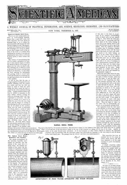 Scientific American - Dec 16, 1868 (vol. 19, #25)