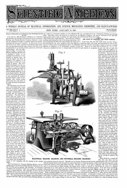 Scientific American - Jan 16, 1869 (vol. 20, #3)