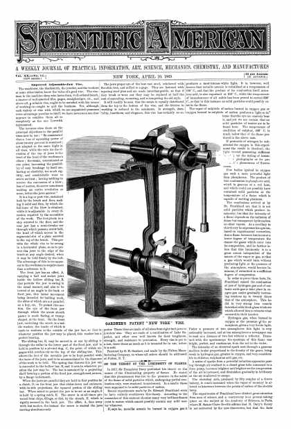 Scientific American - Apr 10, 1869 (vol. 20, #15)