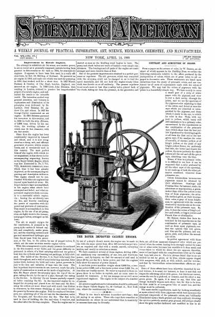 Scientific American - Mar 24, 1869 (vol. 20, #17)