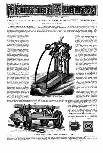 Scientific American - July 31, 1869 (vol. 21, #5)