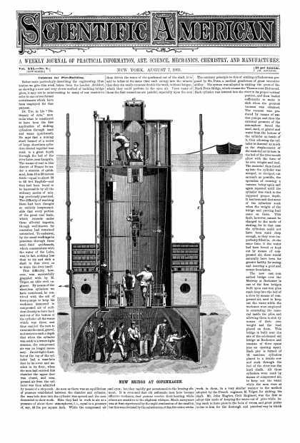 Scientific American - Aug 7, 1869 (vol. 21, #6)