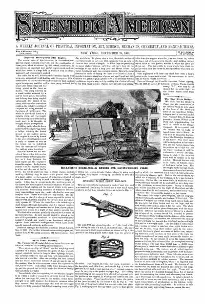 Scientific American - Dec 25, 1869 (vol. 21, #26)