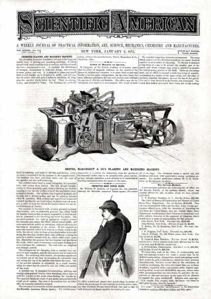 Scientific American - 1875-01-02