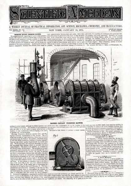 Scientific American - 1875-01-23
