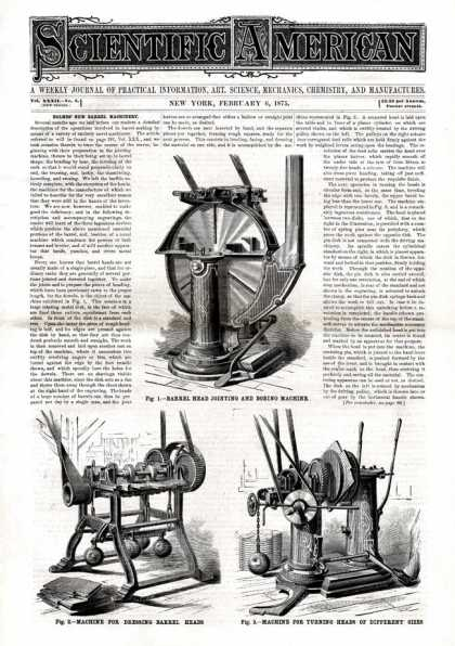Scientific American - 1875-02-06
