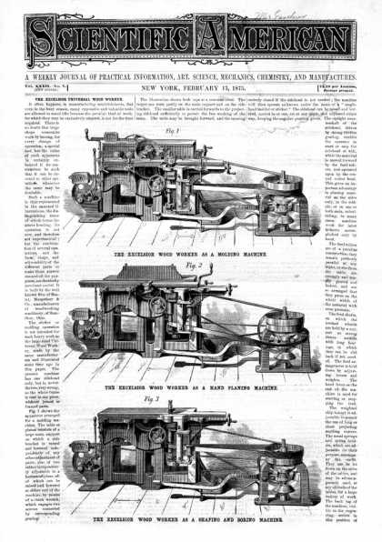 Scientific American - 1875-02-13