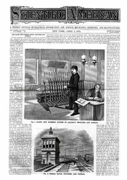 Scientific American - 1875-04-03