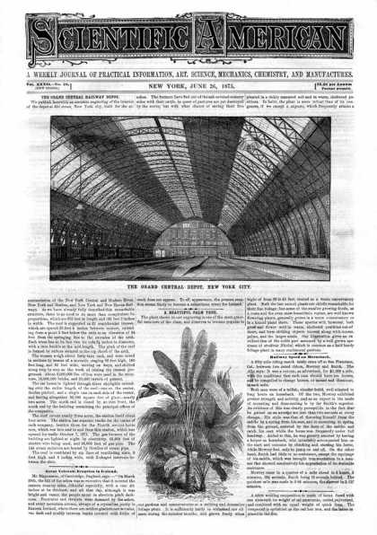 Scientific American - 1875-06-26