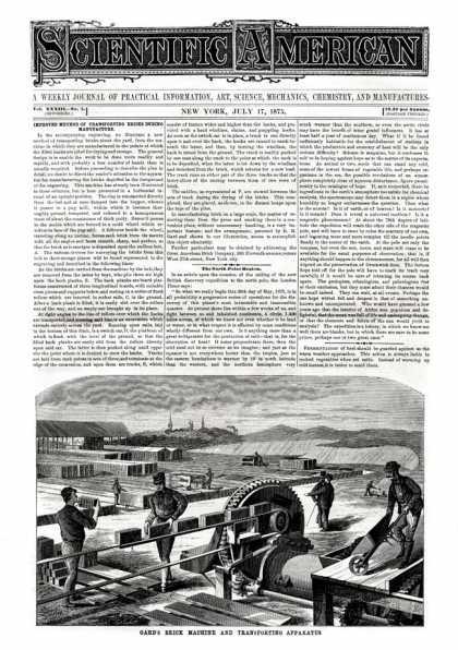 Scientific American - 1875-07-17