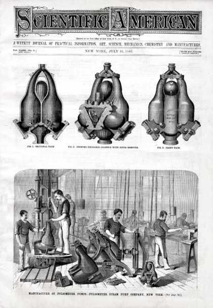 Scientific American - 1880-07-31