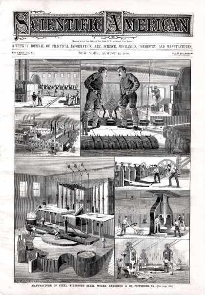 Scientific American - 1880-08-14