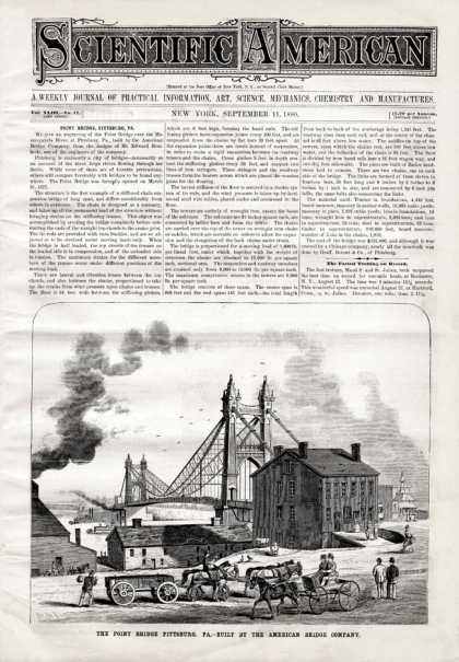 Scientific American - 1880-09-11