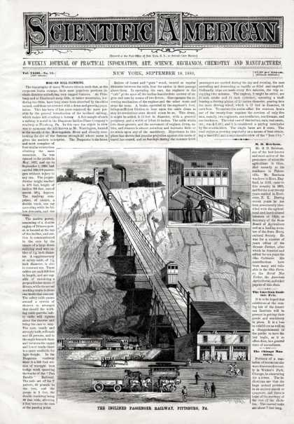 Scientific American - 1880-09-18