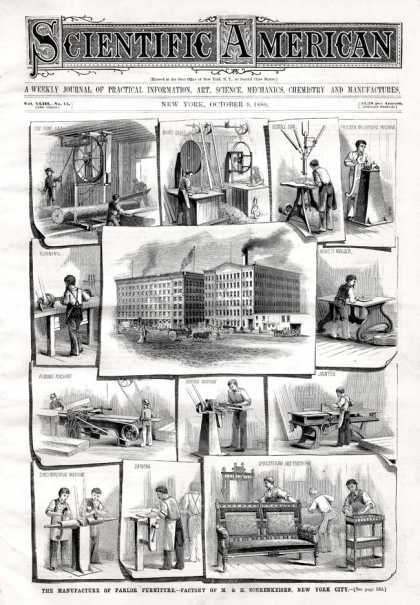 Scientific American - 1880-10-09