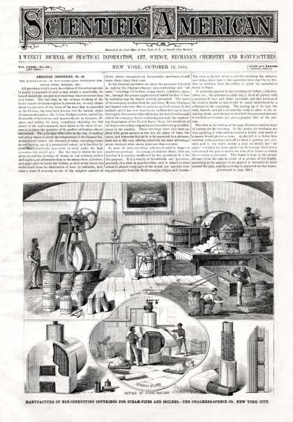Scientific American - 1880-10-16