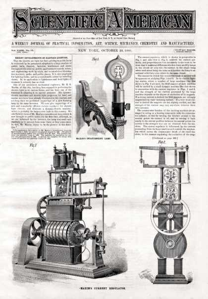 Scientific American - 1880-10-23