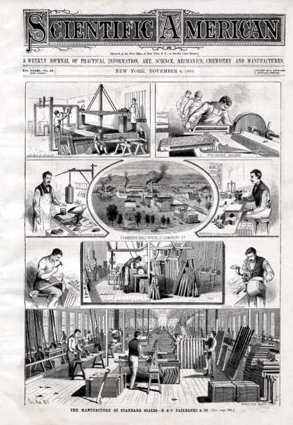 Scientific American - 1880-11-06