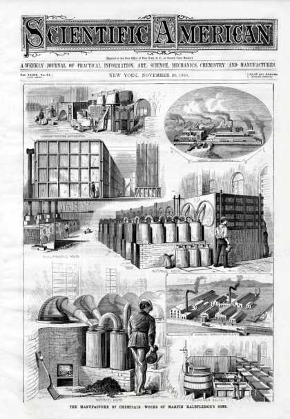 Scientific American - 1880-11-20