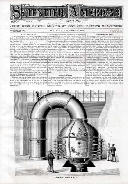 Scientific American - 1880-11-27
