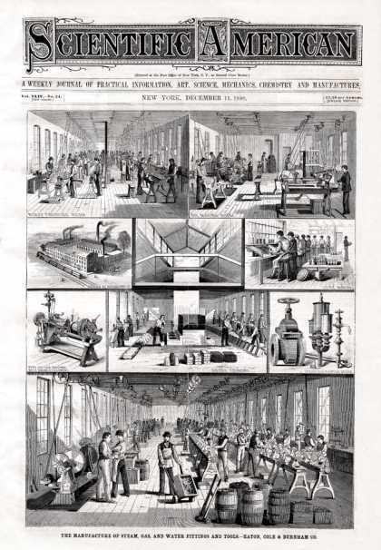 Scientific American - 1880-12-11