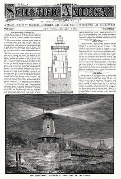 Scientific American - 1884-01-05