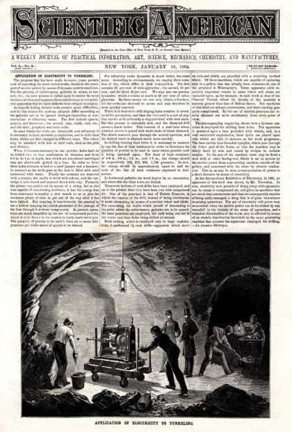Scientific American - 1884-01-19