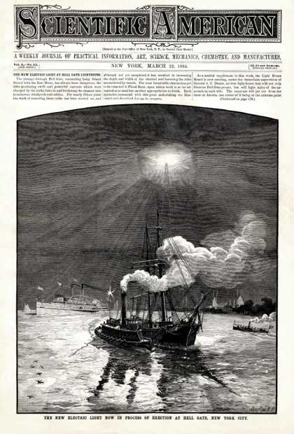 Scientific American - 1884-03-22