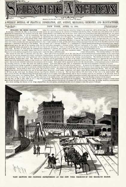 Scientific American - 1884-04-12