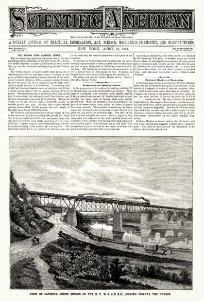 Scientific American - 1884-04-26