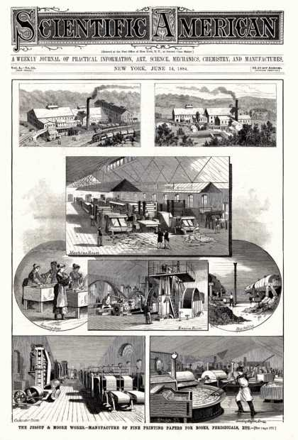 Scientific American - 1884-06-14