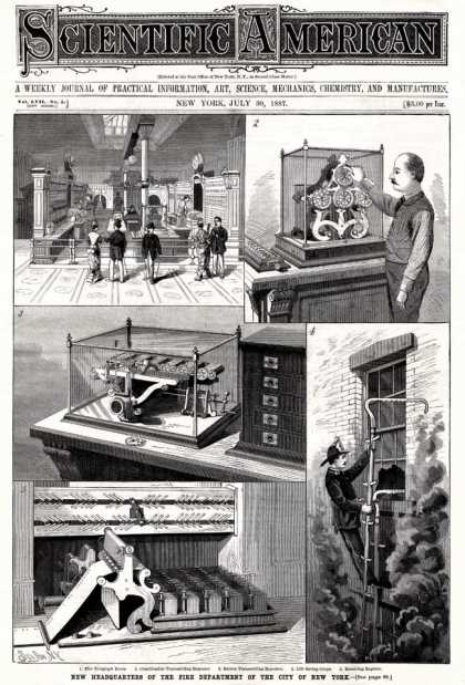 Scientific American - 1887-07-30