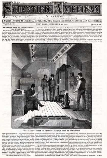 Scientific American - 1887-09-10