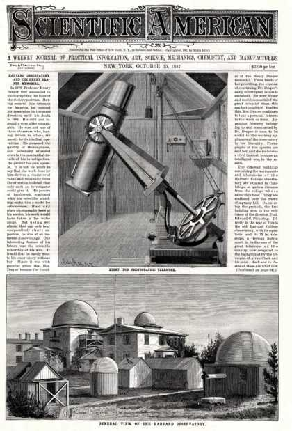 Scientific American - 1887-10-15