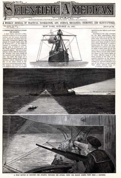 Scientific American - 1887-10-22