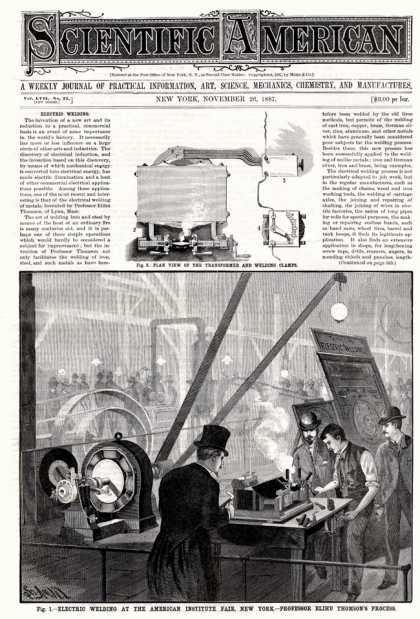 Scientific American - 1887-11-26
