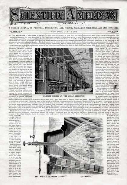 Scientific American - 1893-07-08