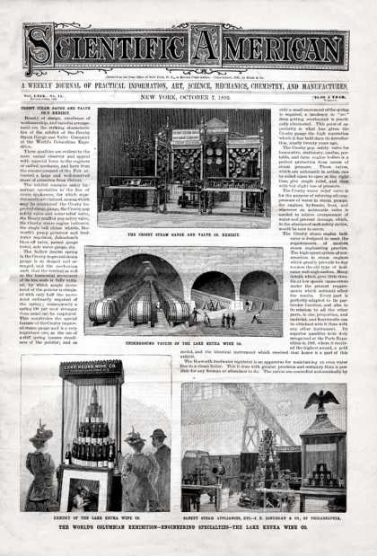 Scientific American - 1893-10-07