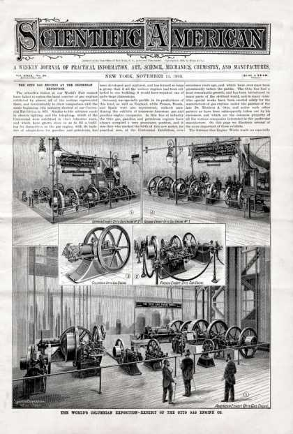 Scientific American - 1893-11-11