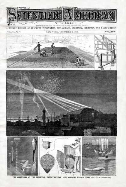 Scientific American - 1893-12-02