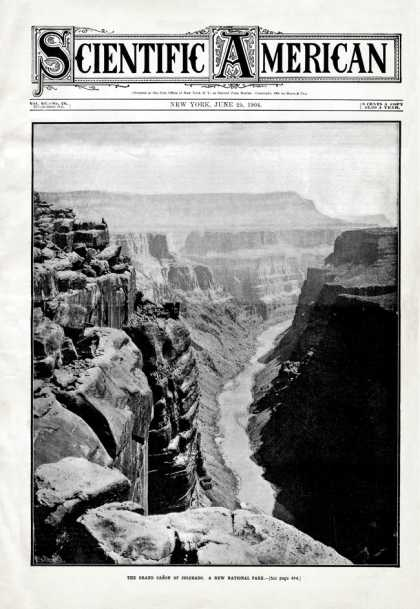 Scientific American - 1904-06-25