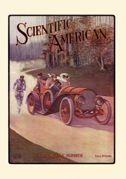 Scientific American - 1907-11-09