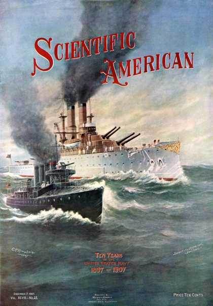 Scientific American - 1907-12-07