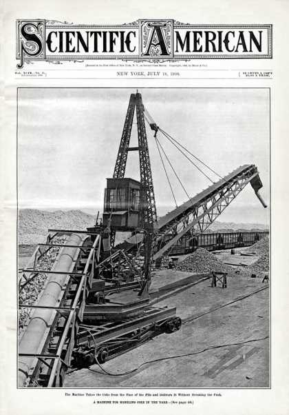 Scientific American - 1908-07-18